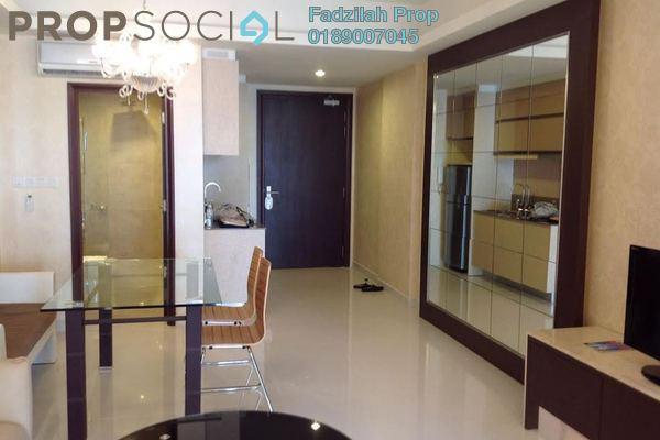 For Sale Condominium at Carlton, Sri Hartamas Freehold Fully Furnished 1R/1B 550k