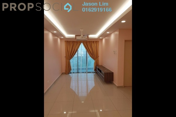 For Rent Condominium at KL Palace Court, Kuchai Lama Leasehold Semi Furnished 2R/2B 1.6k