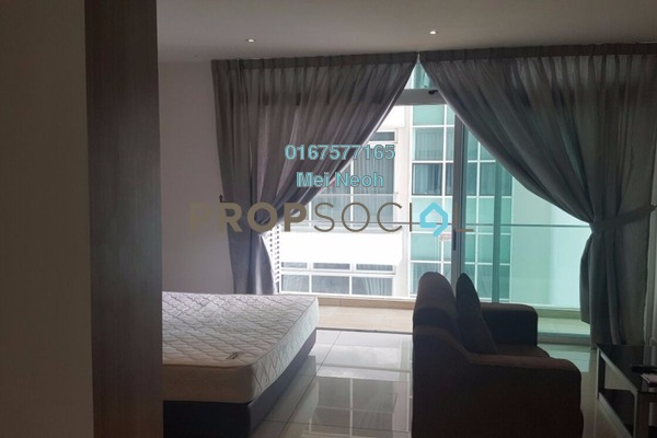 For Sale Serviced Residence at D'Esplanade Residence, Johor Bahru Freehold Fully Furnished 1R/1B 380k