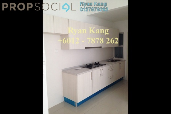 For Rent Apartment at Greenfield Regency, Skudai Freehold Semi Furnished 3R/2B 1.5k