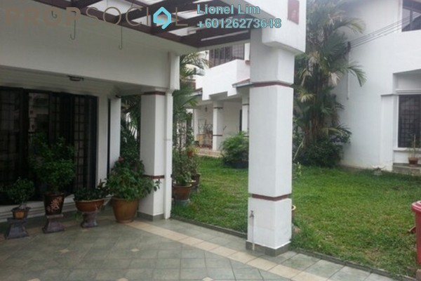 For Sale Terrace at BU7, Bandar Utama Freehold Semi Furnished 4R/3B 1.59m