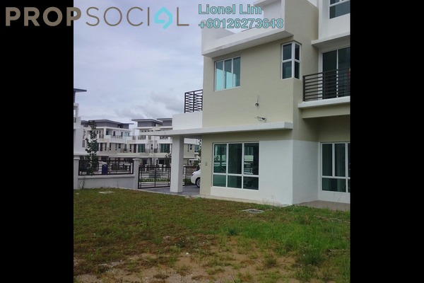 For Sale Semi-Detached at Regency Parc, Rawang Leasehold Semi Furnished 5R/5B 1.65m