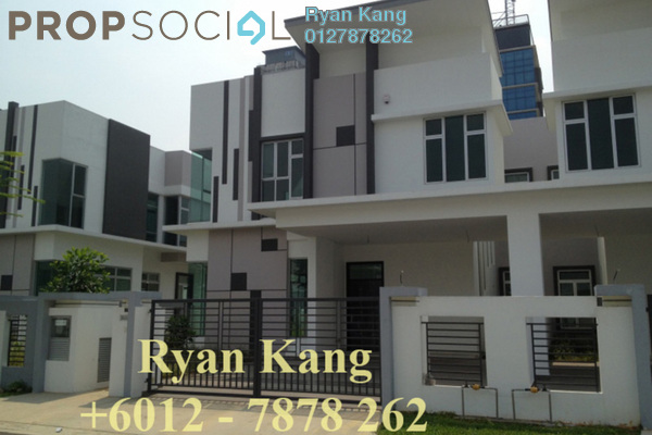 For Sale Semi-Detached at Nusa Duta, Iskandar Puteri (Nusajaya) Freehold Unfurnished 5R/6B 1.4m