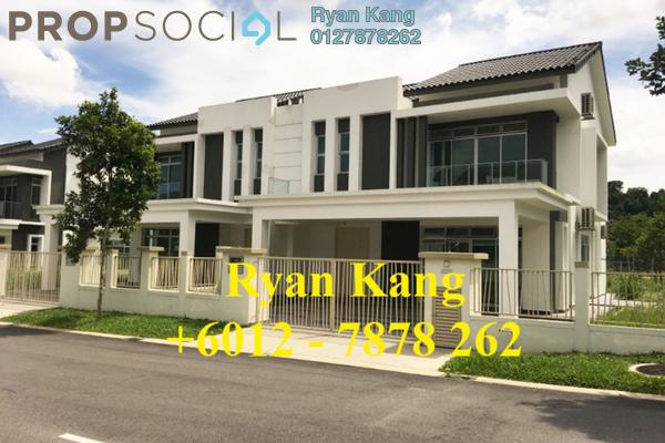 For Sale Semi-Detached at Nusa Idaman, Iskandar Puteri (Nusajaya) Freehold Unfurnished 4R/5B 1.22m