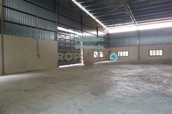 For Rent Factory at Kampung Baru Sungai Buloh, Sungai Buloh Leasehold Semi Furnished 6R/2B 9k