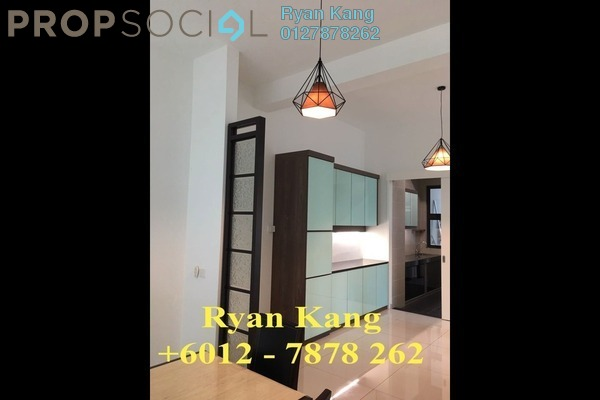 For Rent Semi-Detached at Eco Botanic, Skudai Freehold Fully Furnished 4R/5B 3.5k