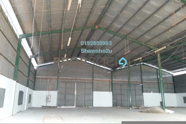 For Rent Factory at Kampung Baru Sungai Buloh, Sungai Buloh Leasehold Unfurnished 0R/2B 8.5k