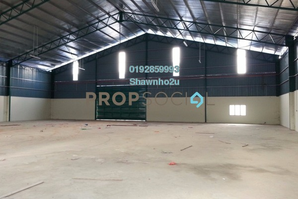 For Rent Factory at Kampung Baru Sungai Buloh, Sungai Buloh Leasehold Unfurnished 0R/2B 10k