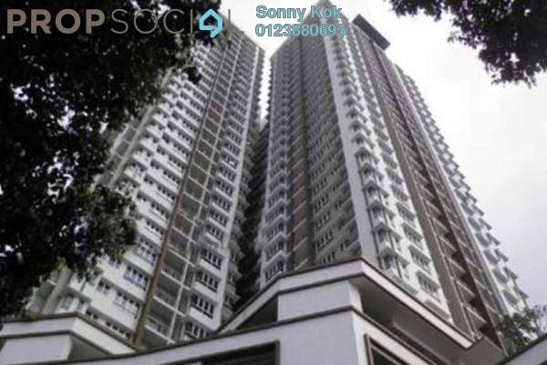 For Rent Condominium at Gaya Bangsar, Bangsar Leasehold Fully Furnished 4R/3B 4.2k