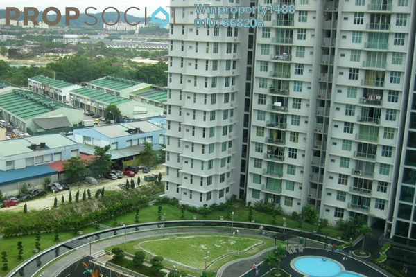 For Rent Condominium at USJ One Avenue, UEP Subang Jaya Leasehold Fully Furnished 3R/2B 2.4k
