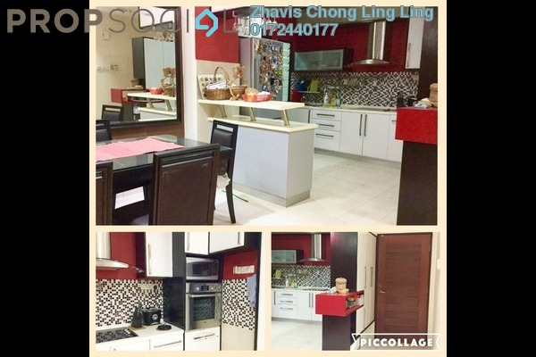 For Sale Condominium at Hartamas Regency 1, Dutamas Freehold Semi Furnished 3R/3B 920k