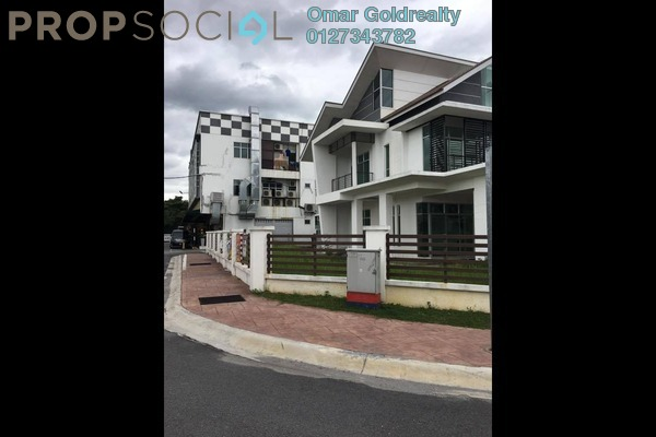 For Sale Terrace at Seri Bangi, Bandar Baru Bangi Leasehold Unfurnished 4R/3B 1.1m