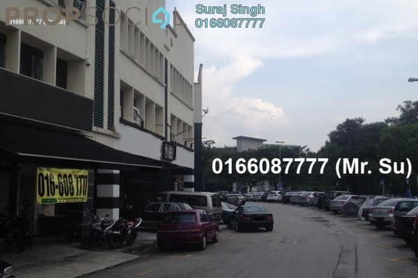 For Rent Shop at Perdana Business Centre, Damansara Perdana Leasehold Semi Furnished 0R/0B 4k