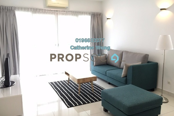 For Rent Condominium at Ceriaan Kiara, Mont Kiara Freehold Fully Furnished 3R/3B 4.5k