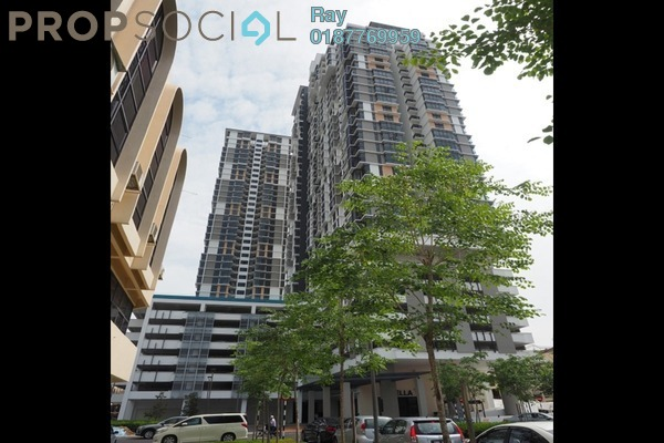 For Rent Condominium at Shamelin Star Serviced Residences, Cheras Leasehold Fully Furnished 2R/2B 2.3k