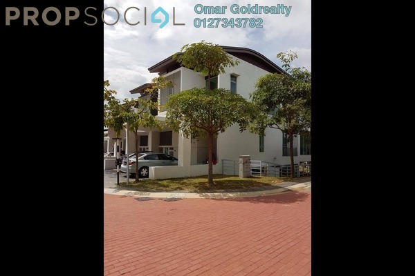 For Rent Terrace at Symphony Hills, Cyberjaya Freehold Semi Furnished 4R/5B 4.5k
