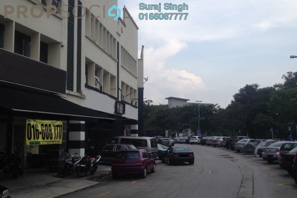 For Rent Shop at Perdana Business Centre, Damansara Perdana Leasehold Semi Furnished 0R/0B 2k