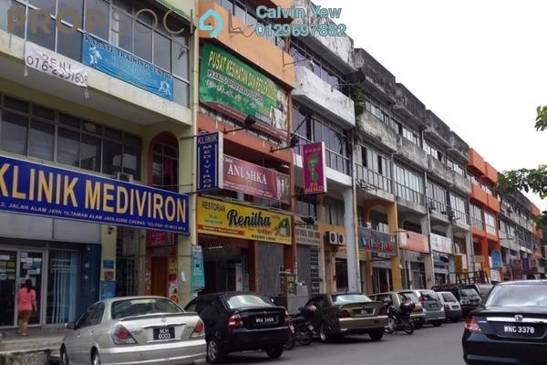 For Rent Shop at Taman Alam Jaya, Batu 9 Cheras Freehold Unfurnished 0R/0B 1.5k