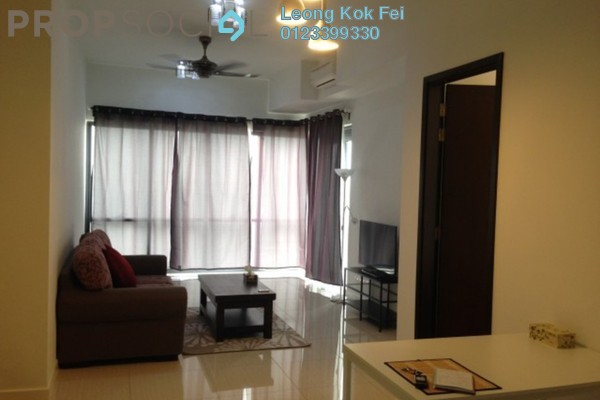 For Rent Condominium at USJ One Park, UEP Subang Jaya Leasehold Fully Furnished 4R/2B 1.8k