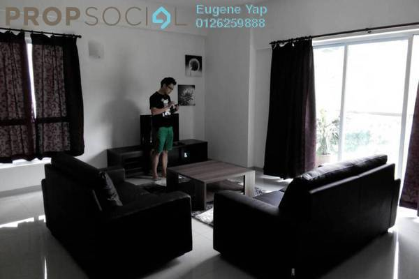 For Sale Condominium at Villa Orkid, Segambut Freehold Fully Furnished 3R/4B 850k