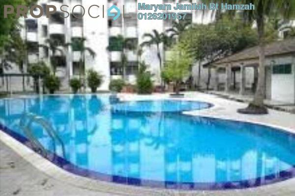 For Rent Condominium at Fawina Court, Ampang Leasehold Semi Furnished 2R/2B 1.3k