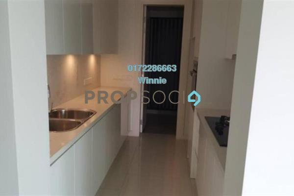 For Rent Condominium at One Central Park, Desa ParkCity Freehold Semi Furnished 3R/2B 4k