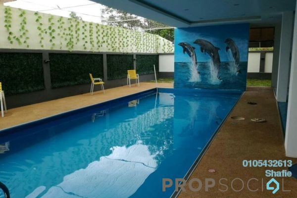 For Sale Bungalow at Emerald East, Rawang Freehold Fully Furnished 7R/8B 2.95m