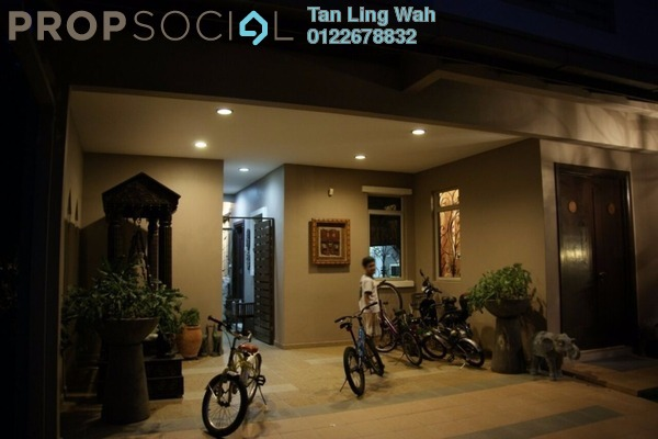 For Sale Bungalow at Setia Eco Park, Setia Alam Freehold Semi Furnished 7R/5B 2.9m