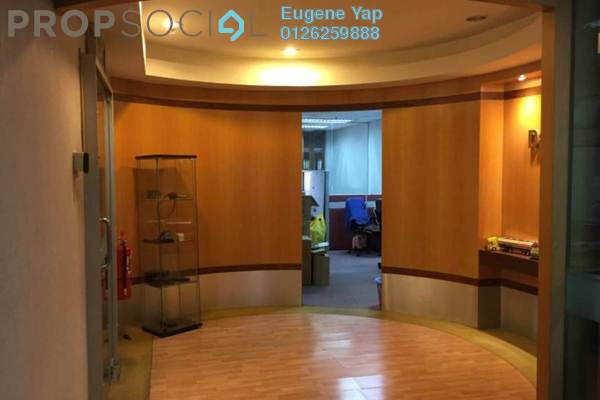 For Sale Office at Phileo Damansara 1, Petaling Jaya Freehold Fully Furnished 0R/0B 918k