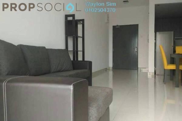 For Rent Condominium at One South, Seri Kembangan Leasehold Semi Furnished 3R/2B 2.5k