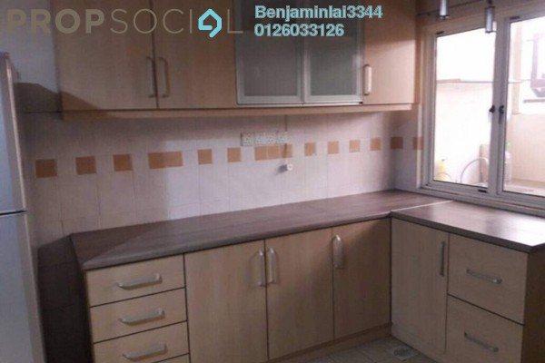 For Sale Terrace at Fortune Park, Kepong Leasehold Semi Furnished 4R/3B 1.05m