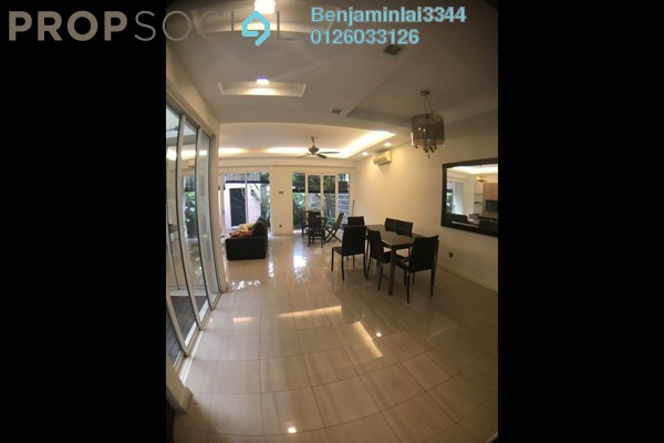 For Sale Terrace at Adiva, Desa ParkCity Freehold Semi Furnished 5R/5B 2.48m