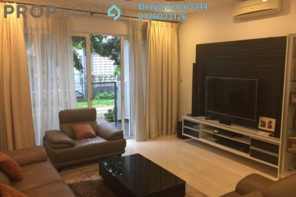 For Rent Terrace at Amelia, Desa ParkCity Freehold Fully Furnished 4R/3B 6k