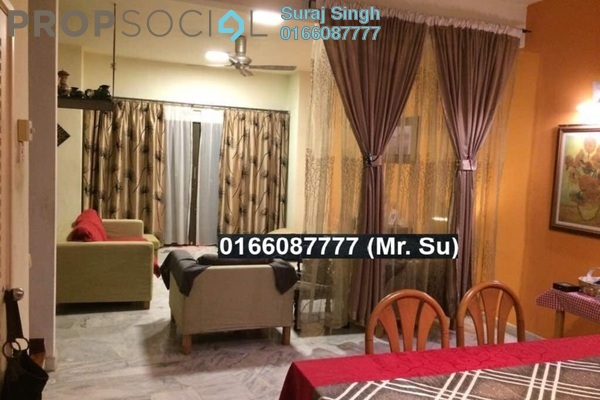 For Sale Terrace at Winchester, Ara Damansara Freehold Semi Furnished 4R/3B 1.3m