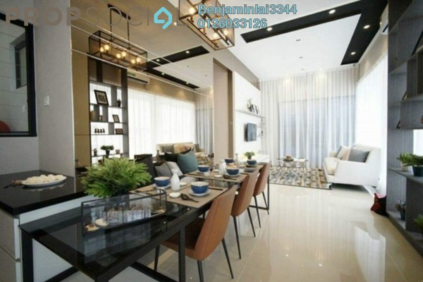 For Sale Condominium at Mizumi Residences, Kepong Freehold Unfurnished 3R/2B 388k