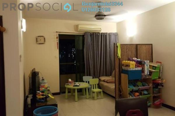 For Sale Condominium at Nadia, Desa ParkCity Freehold Semi Furnished 3R/2B 850k