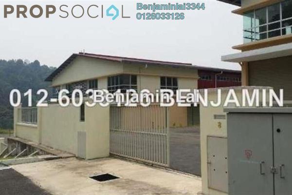 For Sale Factory at Rawang Perdana 1, Rawang Freehold Unfurnished 0R/0B 2.3m