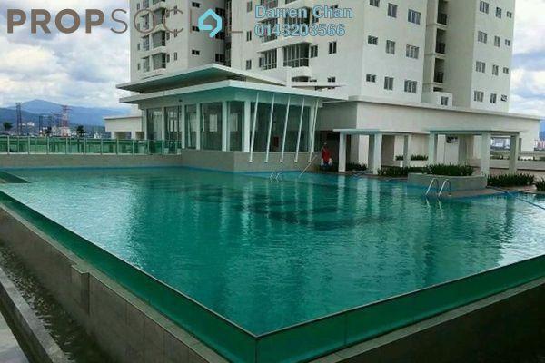 For Rent Condominium at Maxim Citilights, Sentul Leasehold Semi Furnished 3R/2B 1.4k