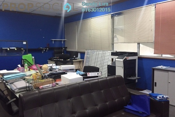 For Rent Office at Perdana The Place, Damansara Perdana Leasehold Semi Furnished 0R/1B 3.3k