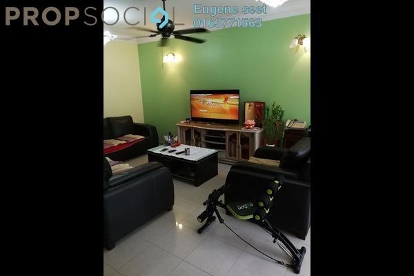 For Sale Terrace at Taman Seri Taming, Cheras Freehold Semi Furnished 4R/3B 780k