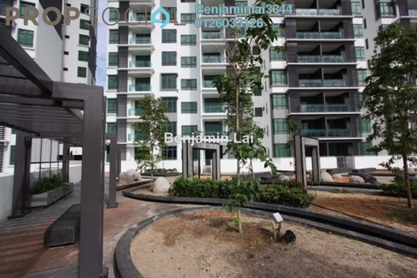 For Sale Condominium at The Vyne, Sungai Besi Leasehold Semi Furnished 3R/2B 618k