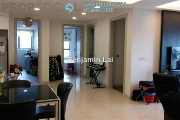 For Rent Condominium at The Westside One, Desa ParkCity Freehold Fully Furnished 2R/2B 4.5k