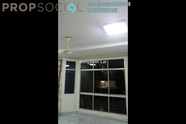 For Sale Apartment at Nova I, Segambut Freehold Unfurnished 2R/1B 335k