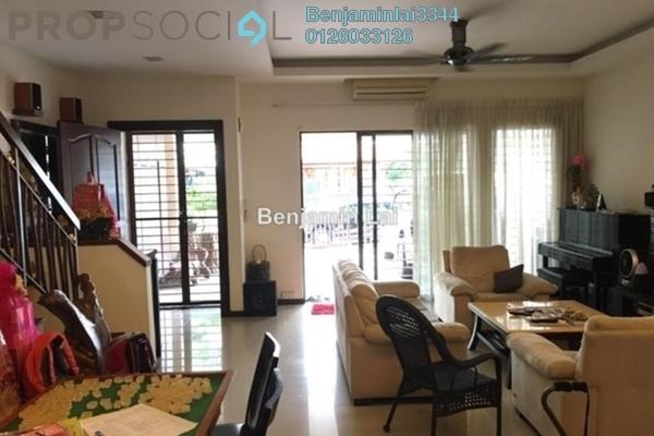For Sale Terrace at Sunway SPK Damansara, Kepong Freehold Semi Furnished 5R/4B 1.85m