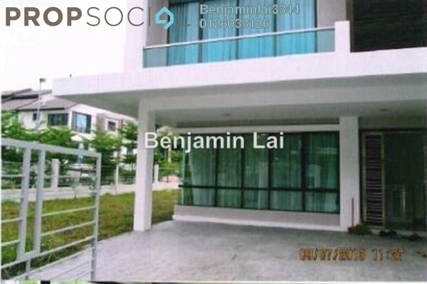 For Sale Terrace at Perdana Residence 2, Selayang Freehold Fully Furnished 1R/1B 2.2m