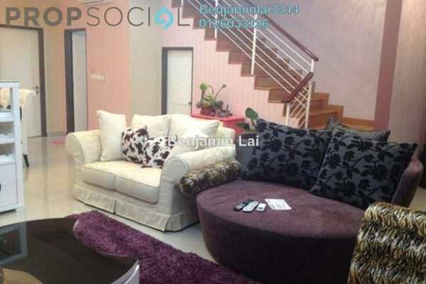 For Sale Terrace at Perdana Residence 2, Selayang Freehold Semi Furnished 6R/5B 1.58m