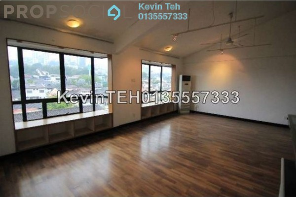 For Sale Terrace at Federal Hill, Bangsar Freehold Unfurnished 4R/4B 1.55m