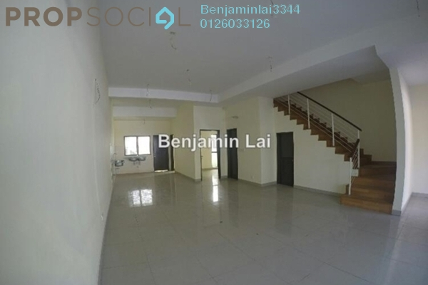 For Rent Terrace at Perdana Residence 2, Selayang Freehold Semi Furnished 7R/5B 3k