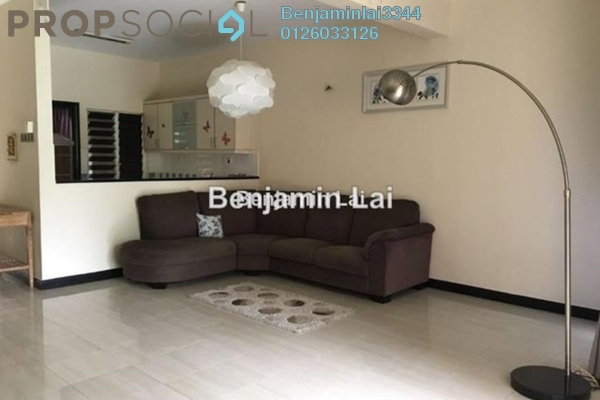 For Rent Terrace at Adora, Desa ParkCity Freehold Fully Furnished 3R/3B 3.5k