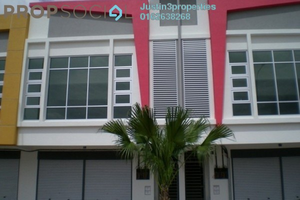 For Rent Shop at Shop Office @ BP Newtown, Bandar Bukit Puchong Freehold Unfurnished 0R/2B 2.5k